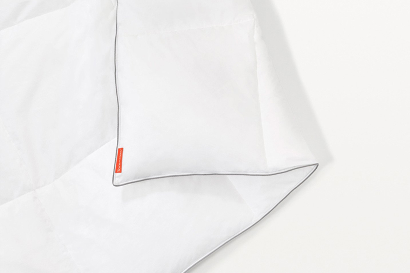 Tomorrow White Comforter