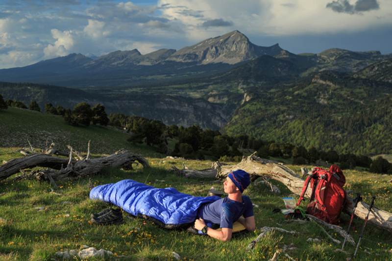 Down Versus Synthetic Insulation Sleeping Bags