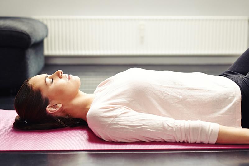 Being Asleep vs Deep Sleep Meditation