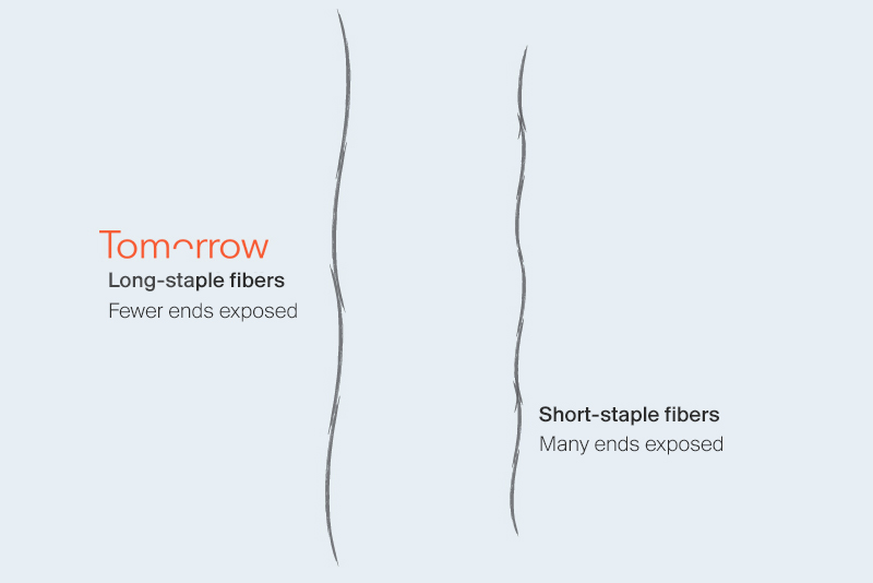 Long Staple Fibers