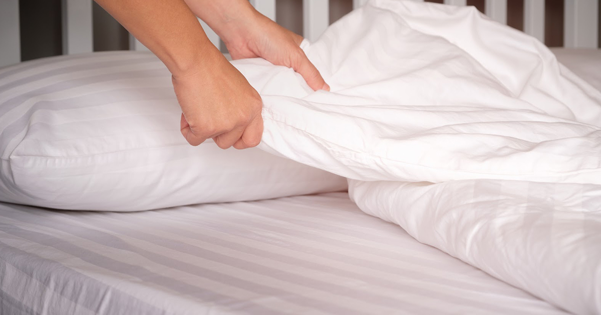 How Often Should You Wash Sheets You Just Might Be Surprised
