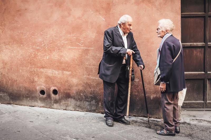 Deep Sleep Among the Elderly