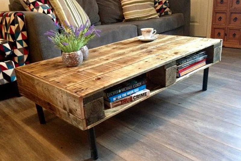 DIY Furniture Pallet Projects