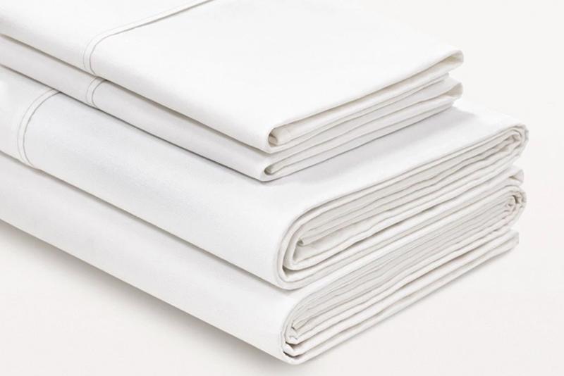 Tomorrow White Sheet Set