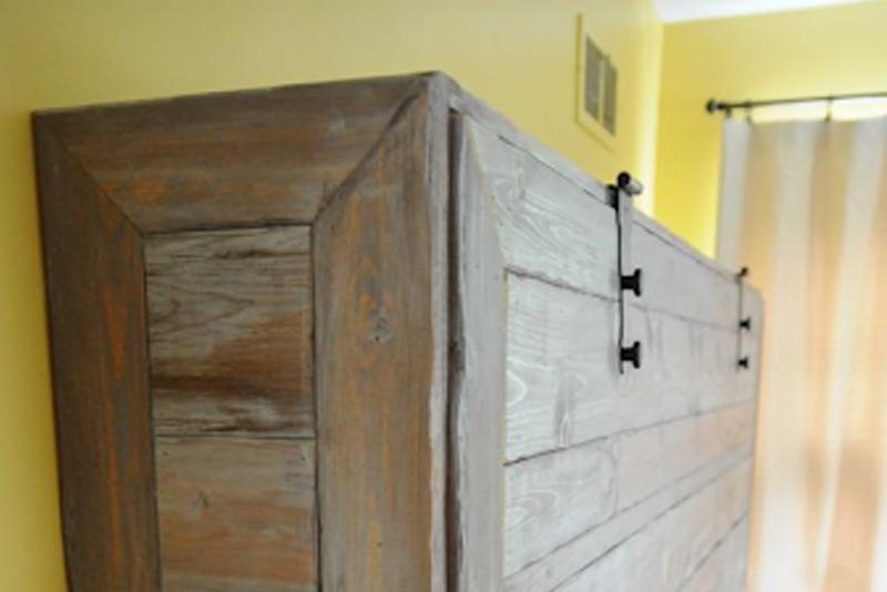 DIY Murphy Bed - Step #10 Assembling The Header