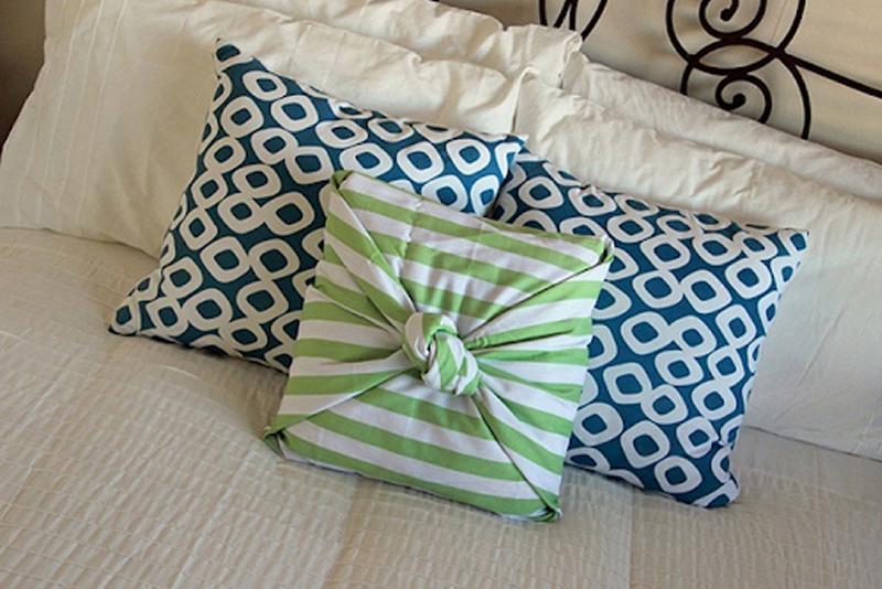 DIY Room Decor Tip #7 - DIY Decorative Pillows