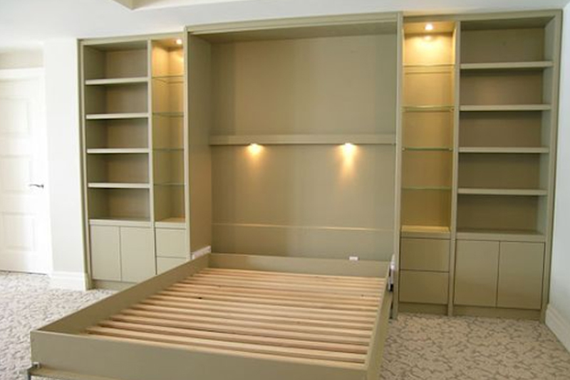 DIY Murphy Bed - Step #2 Prepare The Materials