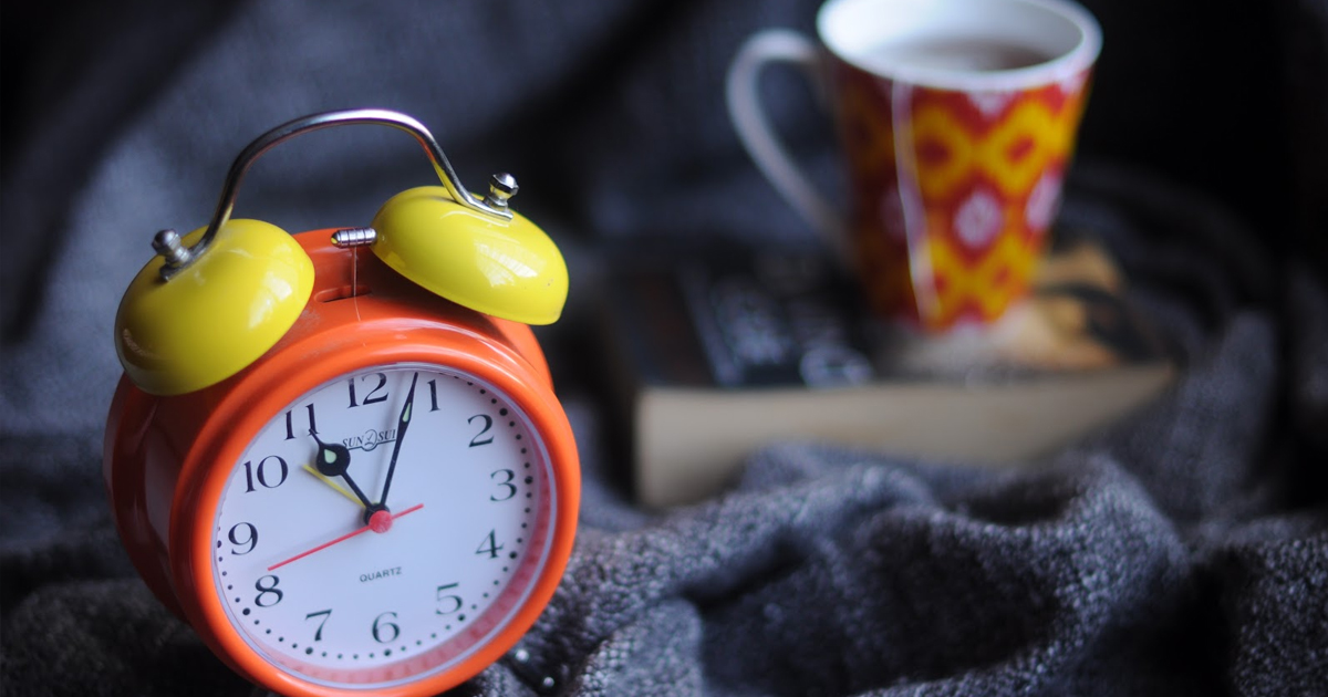 What Time Should I Go To Bed - National Sleep Foundation Updated 2018