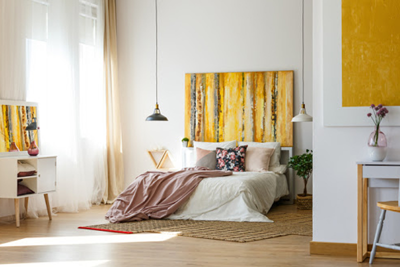 How To Decorate A Bedroom - Create A Floor Layout