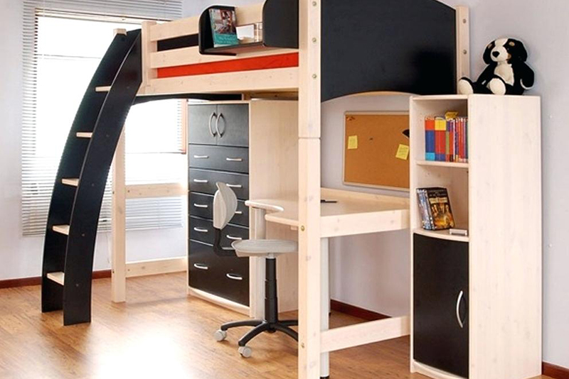 How To Build a Full-Size Loft Bed