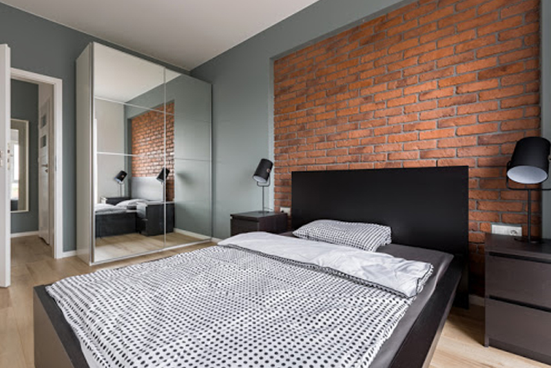 How To Decorate A Bedroom - Mirrors Add Style & Depth