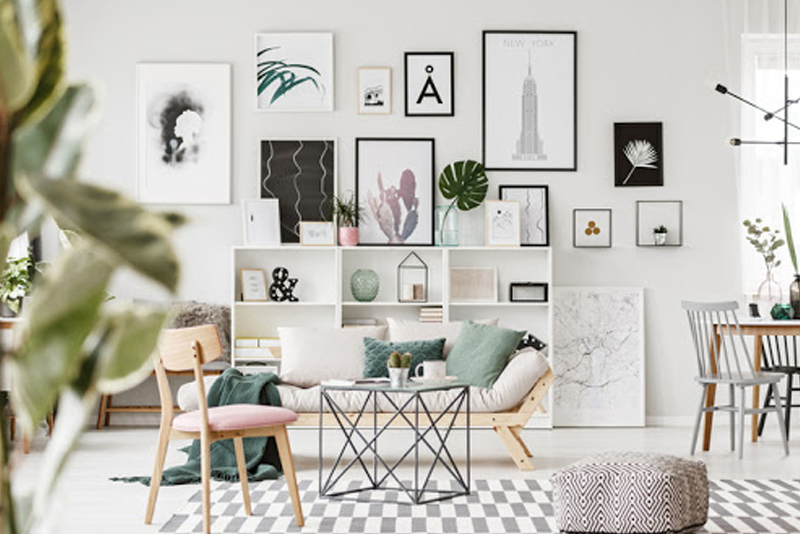 How To Decorate A Bedroom - Wall Art Shows Your Personality