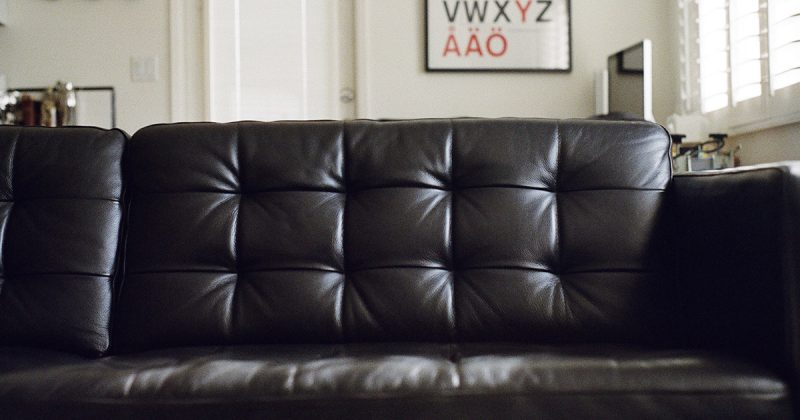 How To Clean Leather Furniture Real Faux White And
