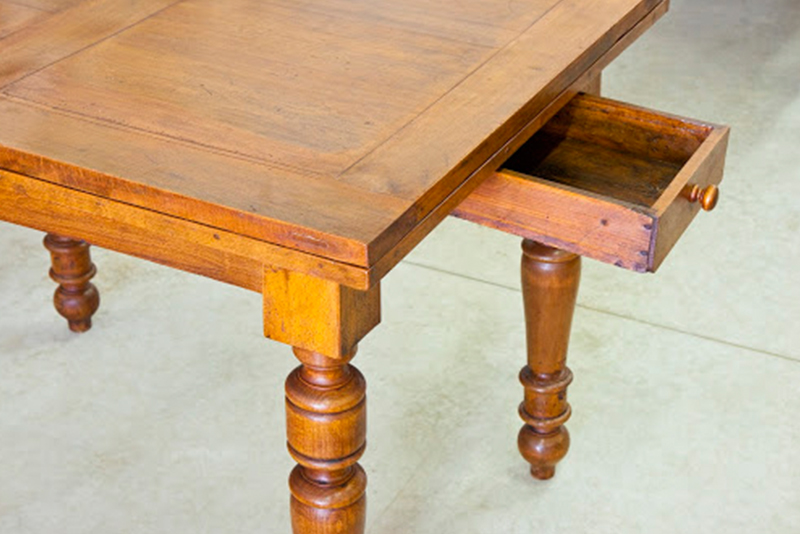 Treating Truly Grimy Wood Furniture