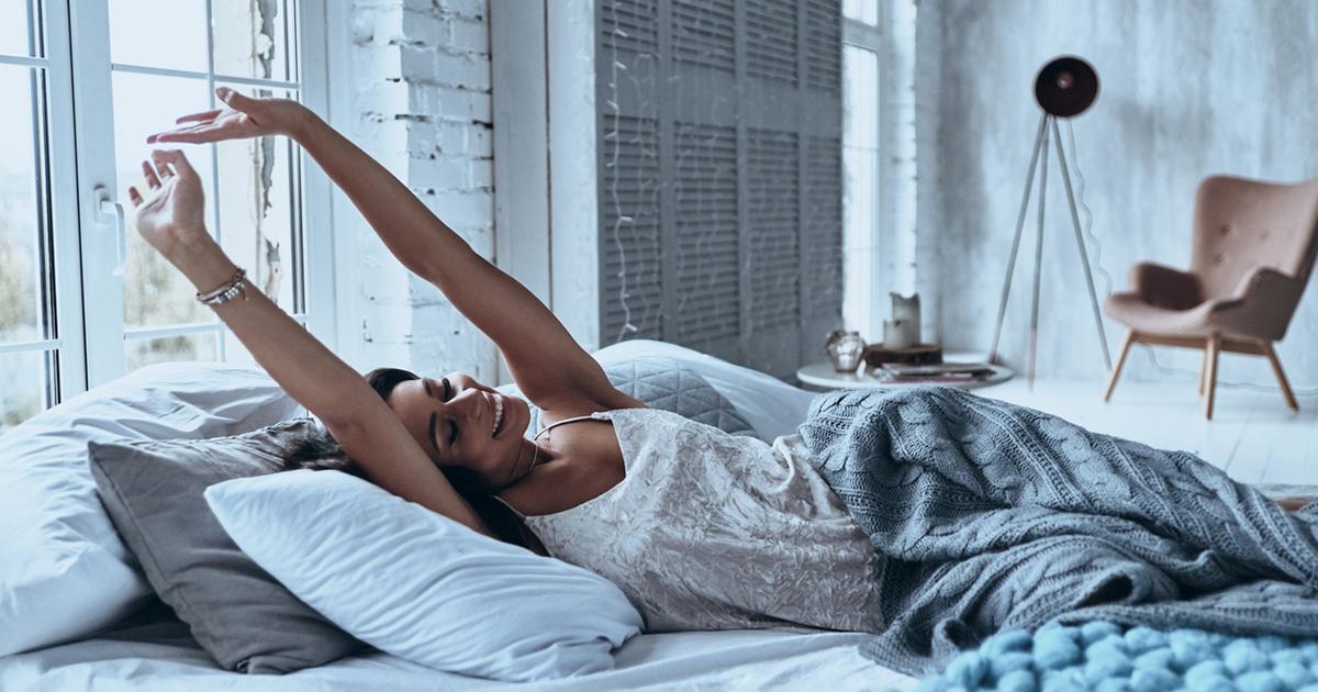 How To Sleep On Your Back - The Science Of Sleep