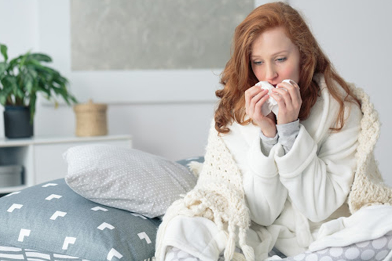 How To Deal With A Stuffy Nose