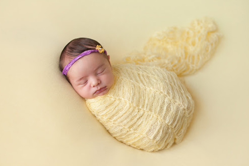 How To Put A Baby To Sleep -Expert Tip 8, Swaddling Your Baby